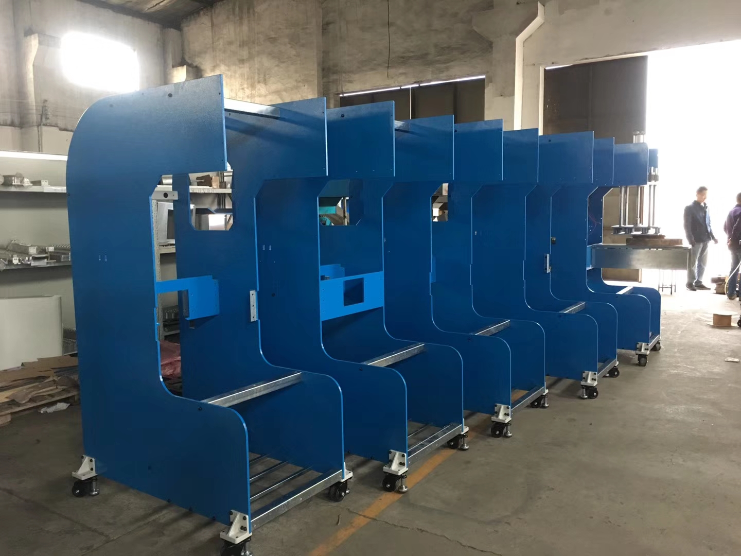 conveyor belt High frequency welding machine frames