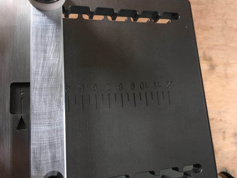 conveyor belt ply separator scale